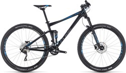 "Cube Stereo 120 27.5"" - Nearly New - 20"" - 2018 Mountain Bike"