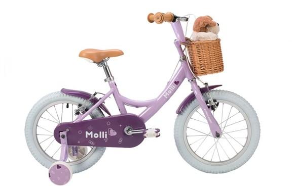 Raleigh Molli 16w 2019 - Kids Bike | City-cykler