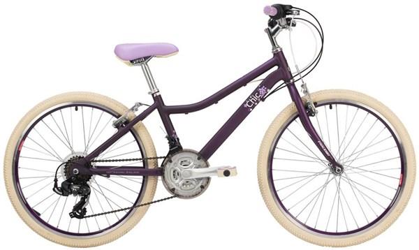 Raleigh Chic 24w 2019 - Junior Bike | City-cykler