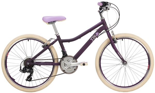 Raleigh Chic 24w 2019 - Junior Bike
