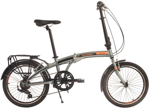 Raleigh Stowaway 7 2019 - Folding Bike | Folding