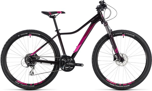 """Cube Access WS EXC 27.5"""" Womens - Nearly New - 13.5"""" - 2018 Mountain Bike"""