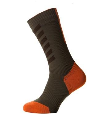 Sealskinz MTB Thin Mid with Hydrostop Socks