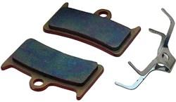 Fibrax Hope Tech E4 Semi Metallic Disc Brake Pads Organic
