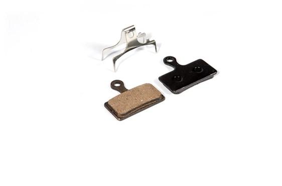 Fibrax Shimano XTR/XT/SLX/Alfine (2011) Semi Metallic Disc Brake Pads Organic