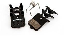 Product image for Fibrax Avid/Sram Elixir Semi Metallic Disc Brake Pads Finned
