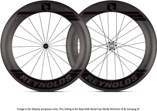 Reynolds Road Cass Body for Aero 80 Wheel