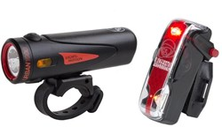Light and Motion Urban 1000 Vis 180Pro Light Set