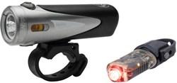 Light and Motion Urban 700 Tundra Vibe Pro Light Set