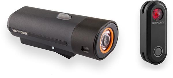 Kryptonite F-300 & R-30 USB To See Light Set