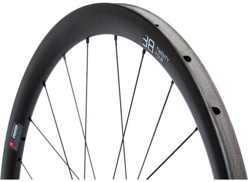 Profile Design 38 Twenty Four Tubular Disc Brake Wheelset