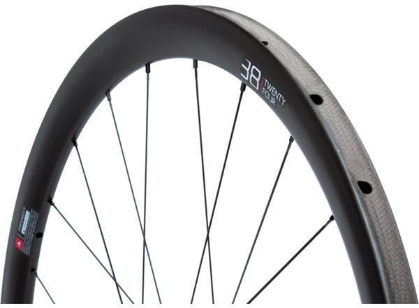 Profile Design 38 Twenty Four Tubular Rim Brake Wheelset   Wheelset