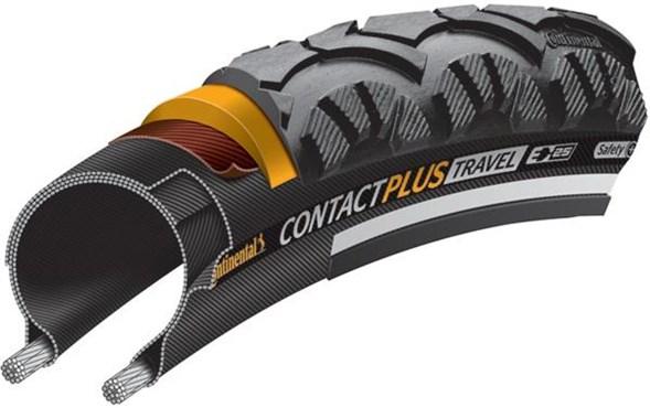 Continental Contact Plus Travel Reflex Hybrid Tyre | Dæk