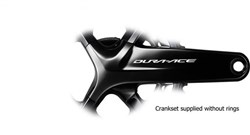 Product image for Shimano FC-R9100-P Dura-Ace Power Meter Crank