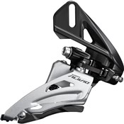 Product image for Shimano FD-M4020 Alivio Direct Fit Side Swing Double Front Derailleur