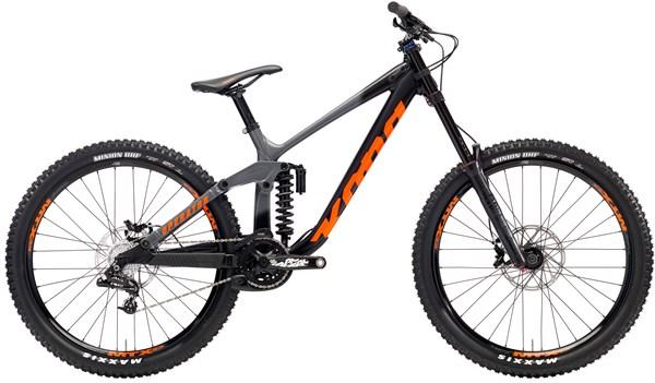 "Kona Operator 27.5"" - Nearly New - XL Mountain Bike 2018 - Full Suspension MTB"