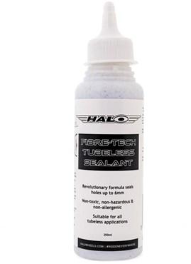 Halo Fibre-Tech Tubeless Sealant 250ml bottle | Lappegrej og dækjern