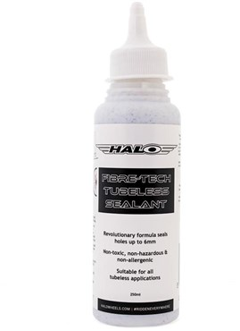 Halo Fibre-Tech Tubeless Sealant 250ml bottle