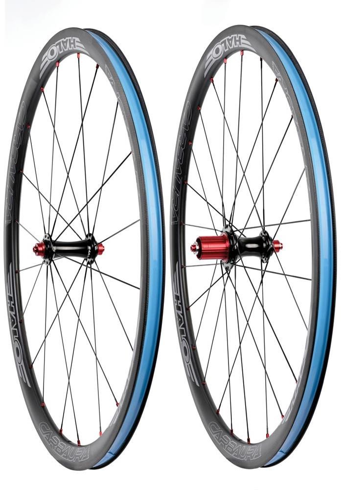 Halo Carbaura RC Wheelsets 700c | Wheelset