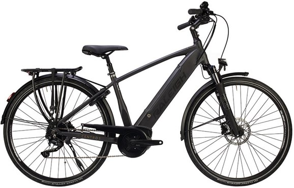 Raleigh Centros Crossbar 2019 - Electric Hybrid Bike | City-cykler