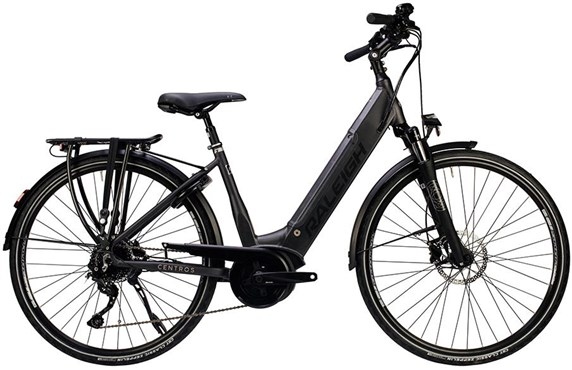 Raleigh Centros Low Step Womens 2019 - Electric Hybrid Bike | City-cykler