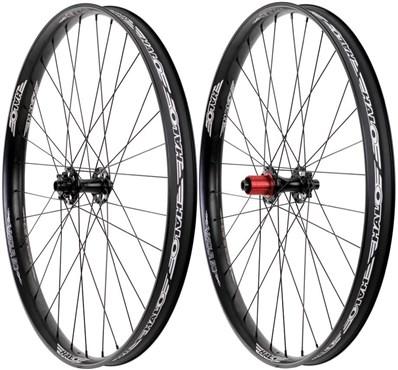 "Halo Vapour 50 29"" Fatbike Wheels"