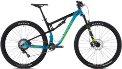 Saracen Traverse Elite 29er Mountain Bike 2019 - Trail Full Suspension MTB