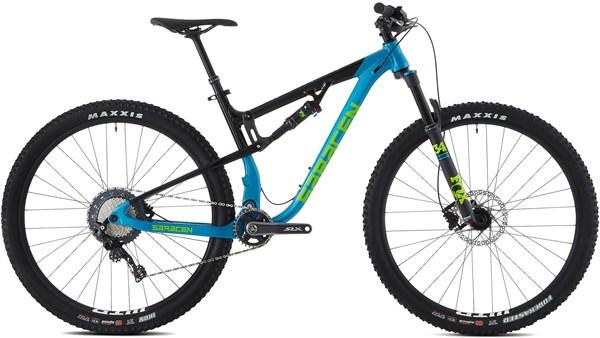Saracen Traverse Elite 29er Mountain Bike 2019 - Full Suspension MTB