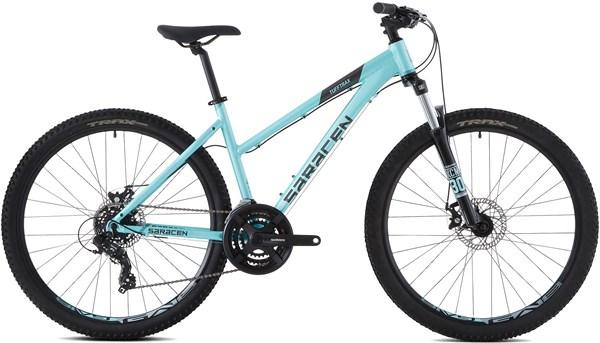 "Saracen Tufftrax 27.5"" Womens Mountain Bike 2019 - Hardtail MTB"