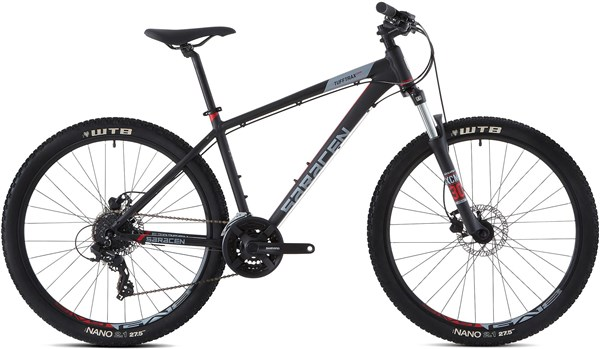 "Saracen Tufftrax Comp 27.5"" Mountain Bike 2019 - Hardtail MTB"