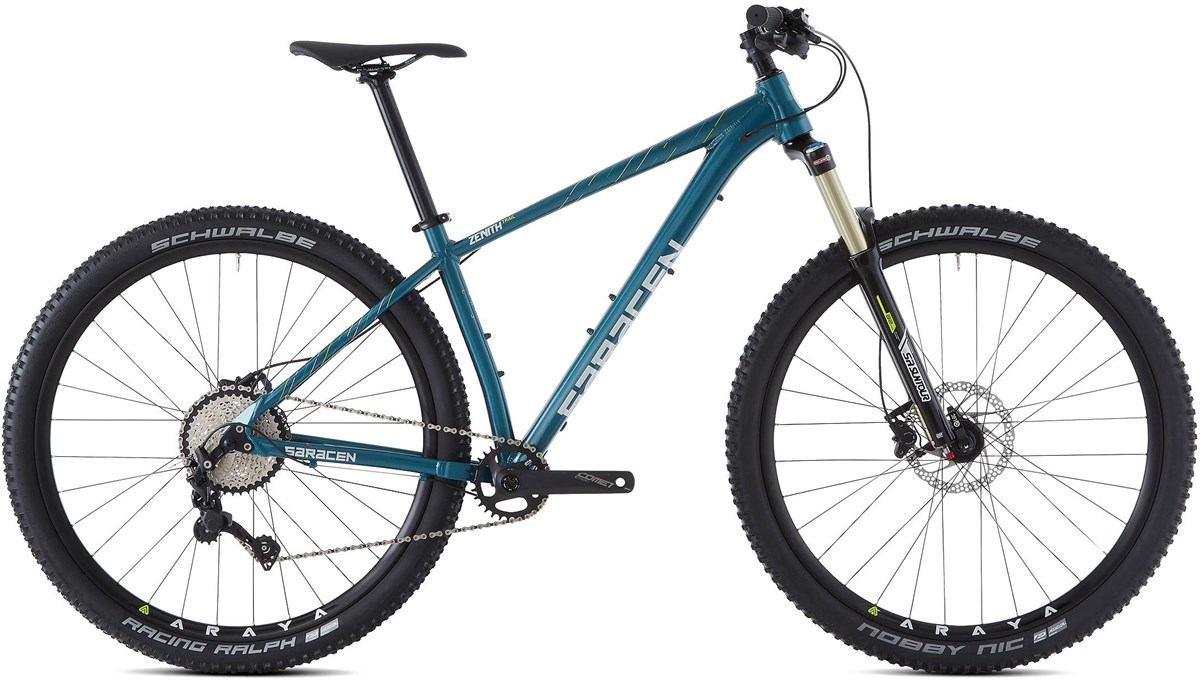 Saracen Zenith Trail 29er Mountain Bike 2019 - Hardtail MTB | Mountainbikes
