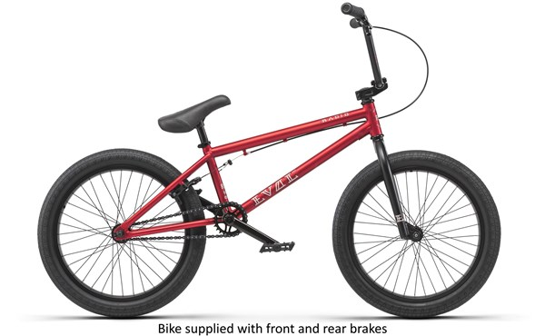 Radio Evol 2019 - BMX Bike