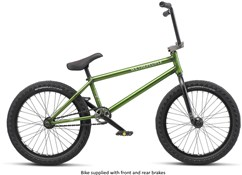 WeThePeople Crysis 2019 - BMX Bike
