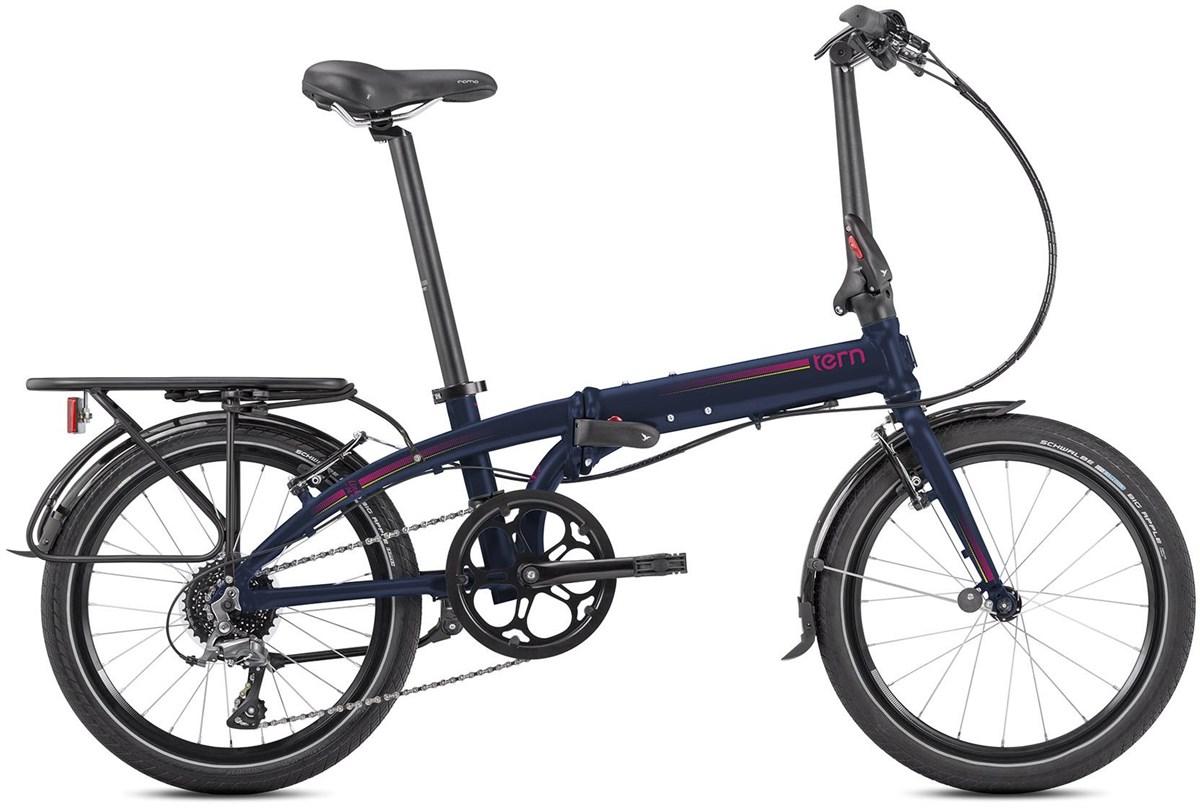 Tern Link D8 2019 - Folding Bike | Folding