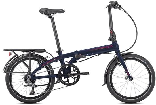 Tern Link D8 2019 - Folding Bike | Foldecykler
