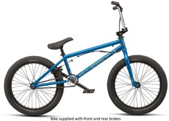 WeThePeople CRS FS 20w 2019 - BMX Bike