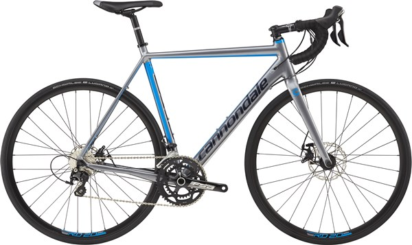 Cannondale CAAD Optimo Disc 105 - Nearly New - 54cm | Racercykler