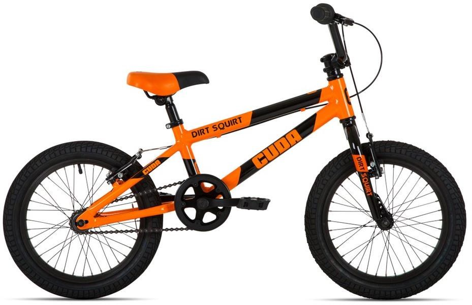 Cuda Dirt Squirt 16w 2019 - BMX Bike | BMX-cykler