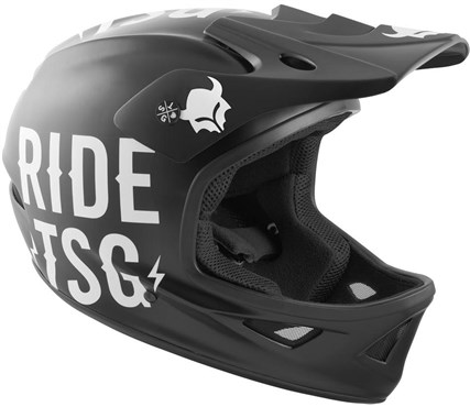 TSG Squad Full Face Helmet Junior