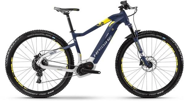 Haibike sDuro Hardnine 7.0 29er - Nearly New - 48cm 2018 - Electric Mountain Bike