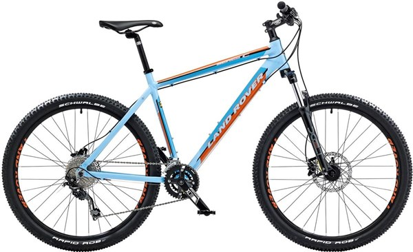 "Land Rover Six 50 Seres C 27.5"" - Nearly New - 22"" Mountain Bike 2018 - Hardtail MTB"