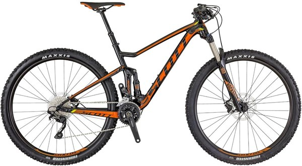 Scott Spark 960 29er - Nearly New - M Mountain Bike 2018 - Full Suspension MTB
