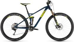 Cube Stereo 120 SL 29 Mountain Bike 2019 - Full Suspension MTB