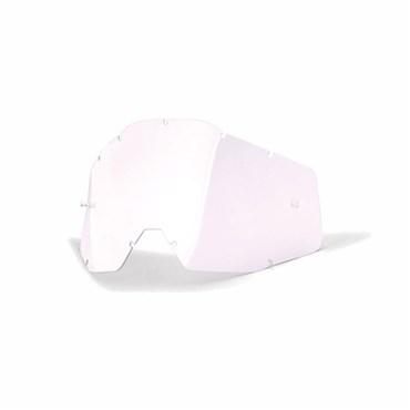 100% Strata Mini Anti-Fog Replacement Lens | Beskyttelse
