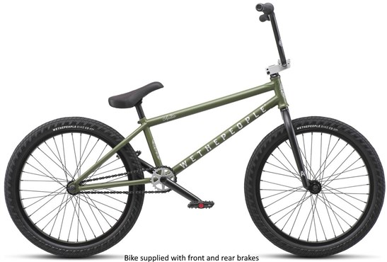 WeThePeople Audio 22w 2019 - BMX Bike | BMX-cykler