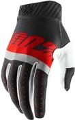 100% Ridefit Long Finger Gloves