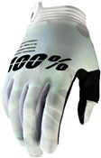 100% iTrack Long Finger Gloves