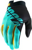 100% iTrack Long Finger Gloves