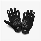 100% Brisker Cold Weather Youth Long Finger Gloves
