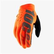 100% Brisker Cold Weather Long Finger Gloves